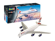 03922 Revell 1/144 Scales Of The British Airways Airbus 380-800
