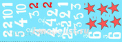 72042 ColibriDecals 1/72 Декаль для Ил-2 первых серий (Part I)