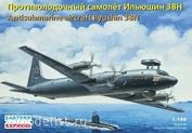 144123 Восточный Экспресс 1/144 Противолодочный самолет-Ил-38Н
