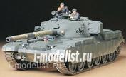 35068 Tamiya 1/35 Английский танк Chieftain Mk.5 с 3-мя фигурами