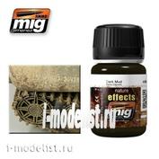 AMIG1405 Ammo Mig DARK MUD (Dark dirt)