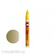 127506 Molotow Marker ONE4ALL 127HS-CO METALLIC #228 Gold 1.5 mm