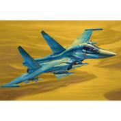 81756х HobbyBoss 1/4 Российский истребитель-бомбардировщик Суххой-34