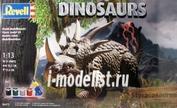06472 Revell 1/13 Стиракозавр