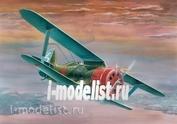 207226 Моделист 1/72 Истребитель Поликарпова И-153
