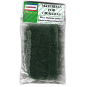 30115 DasModel Grass Strips 12mm Dark Green 8 pcs
