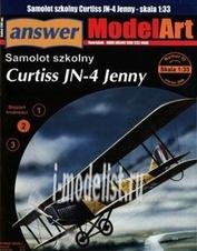 A8 Answer 1/33 Curtiss JN-4 Jenny