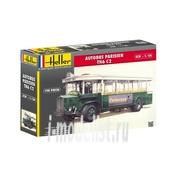 80789 Heller 1/24 Автобус AUTOBUS PARISIEN TN6 C2