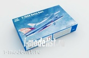 02891 Я-моделист клей жидкий плюс подарок Trumpeter 1/48 US F-106A Delta Dart
