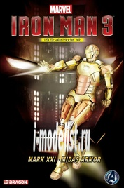 38331 Dragon 1/9 Iron Man 3 - Mk.XXI Midas