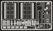 72481 Eduard 1/72 photo etched parts for F-22 bomb bay