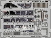 SS561 Eduard 1/72 Halifax B Mk. III