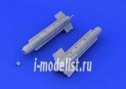 648169 Eduard 1/48 Дополнение к модели GBU-8/B HOBOS