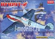 12225 Academy 1/48 Messerschmitt Bf 109T-2