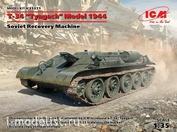 35371 ICM 1/35 T-34T model 1944, Soviet BRAM