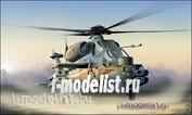 0006 Italeri 1/72 Вертолет A-129 Mangusta