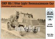 35103 Mirror-models 1/35 CMP Mk I Otter Recce Car