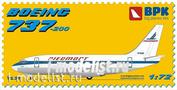 BPK7201 BPK 1/72  Boeing 737-200