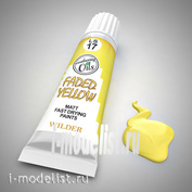 LS-17 YELLOW FADED Wilder. Paint special quick-drying, based on linseed oil. Volume: 20 ml. For all types of toning.