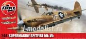 12005 Airfix 1/24 Самолет Supermarine Spitfire Mk.Vb