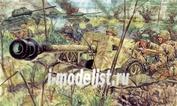 6096 Italeri 1/72 Пушка Pak 40 Antitank Gun