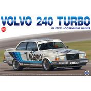 PN24013 NuNu 1/24 Volvo 240 Turbo '86 ETCC Hockenheim Winner