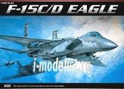 12257 Academy 1/48 Самолет F-15C/D EAGLE