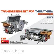 37073 MiniArt 1/35 Tank Transmission T-55/T-55A