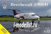 SVM72004 Sova-M 1/72 Beechcraft 1900D (Northern Thunderbird Air)