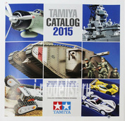 64395 Tamiya Каталог общий Тамия 2015г. (английский/испанский), цветной