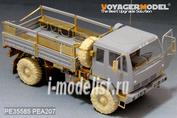 PE35585 Voyager Model 1/35 Фототравление для Modern US M1078 LMTV Basic