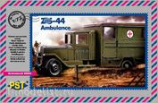 72074 PST 1/72 Z&s-44 Ambulance