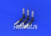 648189 Eduard 1/48 Дополнение для M117 bombs late
