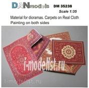 DM35238 DANmodel 1/35 Набор ковров