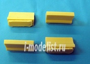 35728 Комбат 1/35 Дорожные бетонные блоки