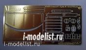 T35013 Мир Моделей 1/35 Крышка забашенного ящика, моторные пластины Pz.Kpfw. IV