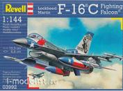 03992 Revell 1/144 Американский истребитель F-16 Fighting Falcon