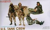 3020 Dragon 1/35 U.S. Tank Crew