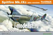 70121 Edward 1/72 Spitfire Mk.IXc late version