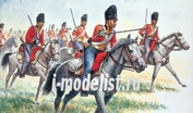6001 Italeri 1/72 British Heavy Cavalry