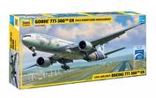 7012 Звезда 1/144 Пассажирский авиалайнер Боинг 777-300 ER