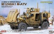 RM-5032 Rye Field Model 1/35 U. S MRAP ALL TERRAIN VEHICLE M1240A1 M-ATV