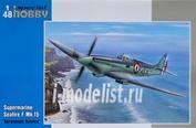SH48125 Special Hobby 1/48 Самолет Seafire F Mk.XV
