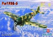 80245 HobbyBoss 1/72 Aircraft Fw190A-6