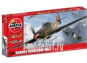 14002 Airfix 1/24 Hawker Hurricane Mk1