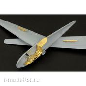 BRL72056 Brengun 1/72 Фототравление для LF-107 Lunak glider