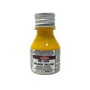 60009 Акан Акриловая краска BS:356 Золотисто-жёлтый (Golden Yellow). 10мл