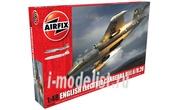 10101 Airfix 1/48 Самолет CANBERRA B2/B20