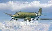 1338 Italeri 1/72 Самолет Dakota Mk.III