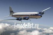 304 Roden 1/144 Пассажирский самолет DC-6, Delta Airlines